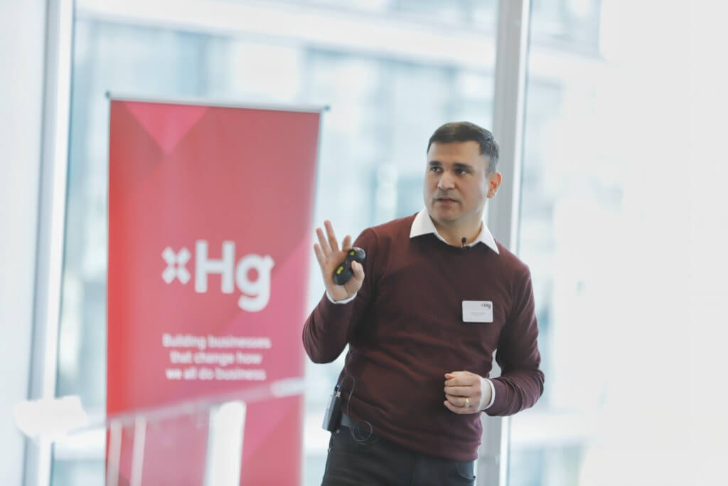 Hg's CIO & CTO Forum 2019 1